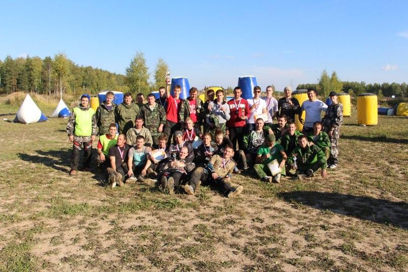 Ивановский турнир - пейнтбол Иваново с Патриотом