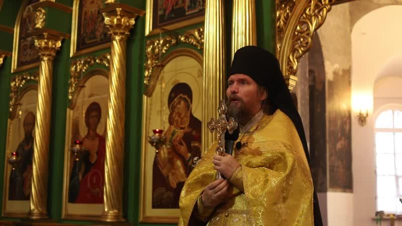 Проповедь игумена Михея Селякова