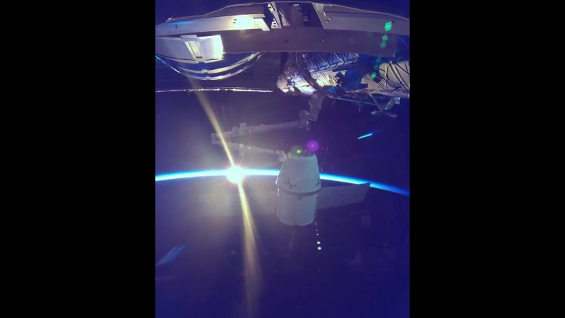 DragonSpaceX CRS-15