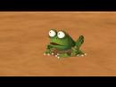 3 сезон 33 серия Пингвинёнок Пороро Игрушечная жаба