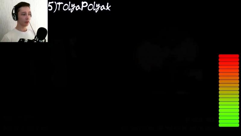 'Реакции Летсплейщиков' на Первую Смерть от Эндоскелета в Подвале из The Joy of Creation- Story Mode.mp4