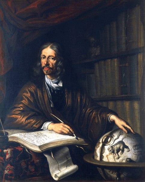 Умер Гевелий в Гданьске 28
