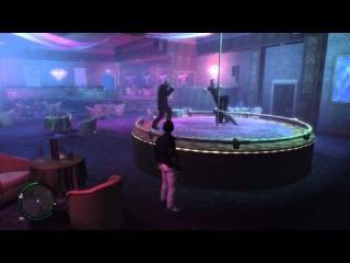 GTA 4 Hot coffe and mod nude mod [Жестокие охранники стрип. клуба +18] 1080p