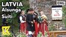 【K】Latvia Travel-Alsunga[라트비아 여행-알숭가]소수민족 수이티족/Suiti/Brooch/Minority group/Unesco/Luther