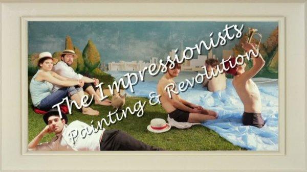 «Импрессионисты: живопись и революция»/The Impressionists: Painting and Revolution (2011) Представляем вашему вниманию документальный сериал BBC состоящий из 4-х фильмов. В этом мини-сериале