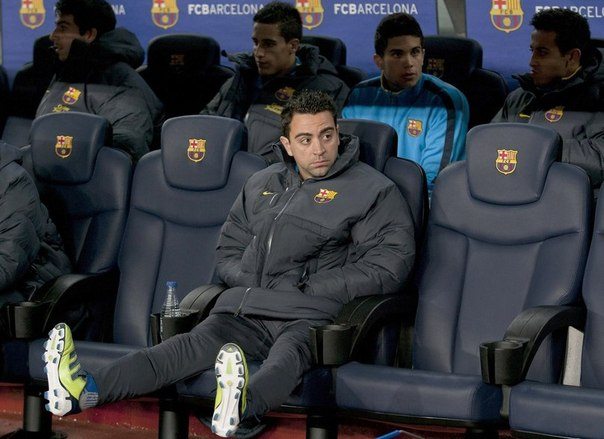 """Хави: """"Барселона"""" хочет выиграть все трофеи в сезоне"""