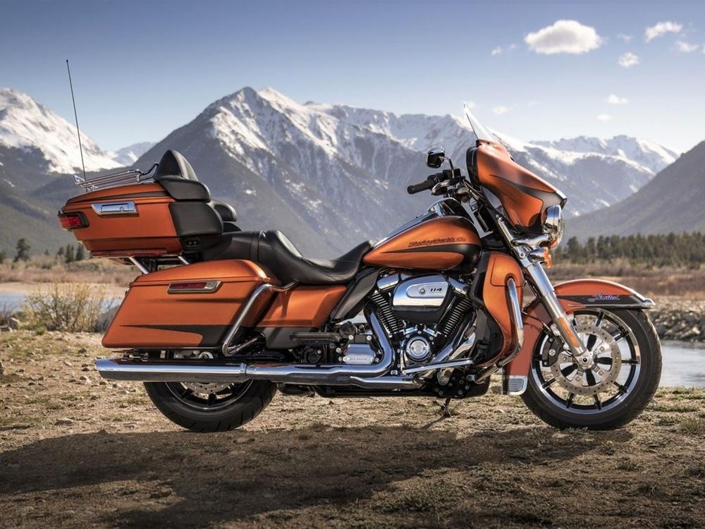 Компания Harley-Davidson разрабатывает самобалансирующую систему