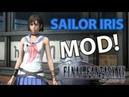 Sailor Iris Mod Download Final Fantasy XV Windows Edition EN 日本語