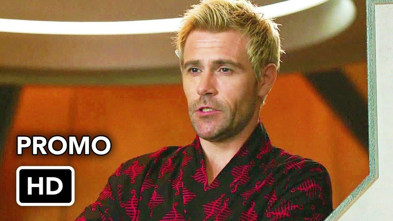 DC's Legends of Tomorrow 4x06 Promo Tender is the Nate (HD) Season 4 Episode 6 Promo