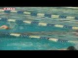 Олимпийский чемпион по плаванию Александр Попов в Новокузнецке