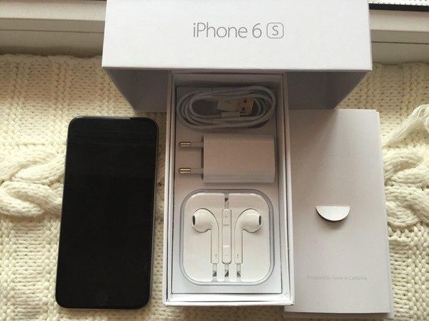 Месяц назад заказывал iphone 6, через 6 дней я забрал его на почте) И вот р ...