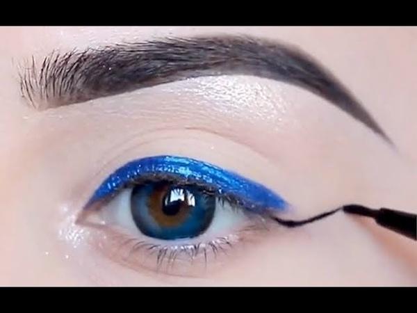 Colorful Eyeliner Styles Eye Makeup Inspiration