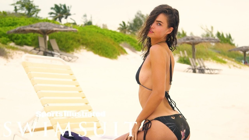 Robin Holzken Promises She Wont Bite| INTIMATES | Sports Illustrated Swimsuit