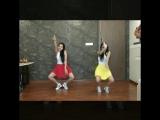 2 smoking hot Indian girls sexy dance in mini dress. Sexy legs..❤