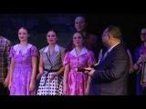 Премьера балета «Русского Севера» в Вологде
