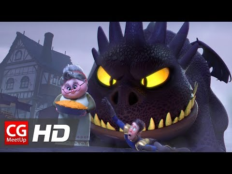 CGI Animated Short Film: Grandma's Pie by Camilo Castro, Ricardo San Emeterio | CGMeetup