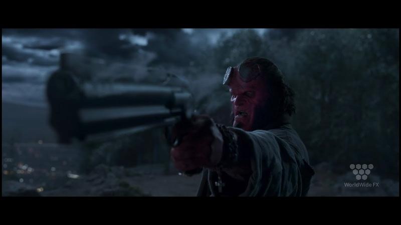 Hellboy VFX Breakdown by Worldwide FX