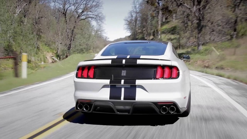 Shelby GT350 Sights Sounds - Beauty, Exhaust, Fly-by - Everyday Driver