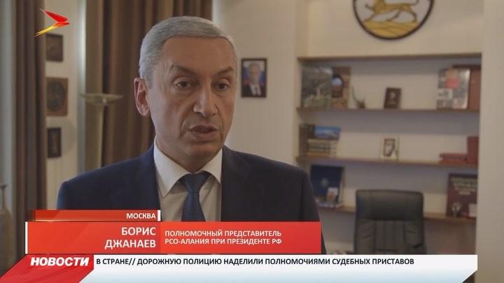 Борис Джанаев встретился сегодня с первокурсниками, поступившими в ВУЗы Москвы