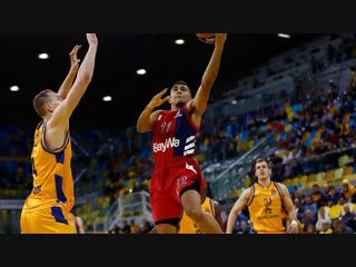 Баскетбол. Бавария - Гиссен Бундеслига 18/19. Мужчины 25 ноября