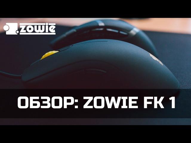 Zowie FK1: Продолжение руки!!