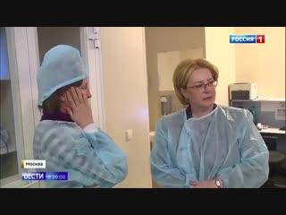 Министр здравоохранения крутится на камеры у спасенного в Магнитогорске младенца. - Это мн