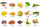 В преддверии осенних холодов напоминаем, где искать основные витамины