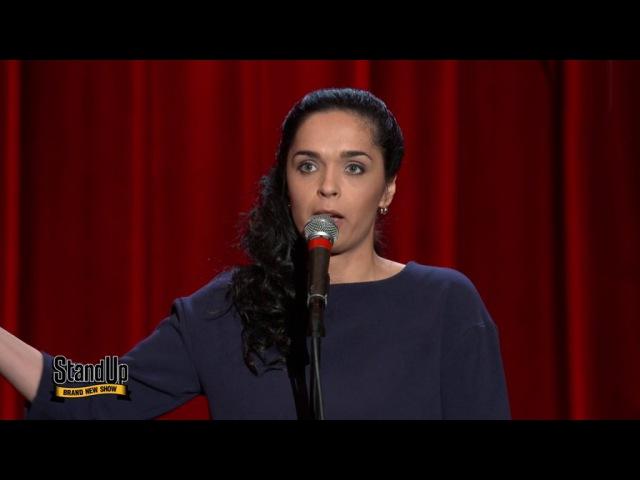 Stand Up Юля Ахмедова - Когда девушка за рулём из сериала STAND UP ви...