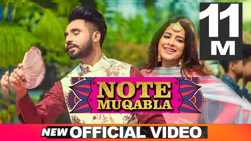 Note Muqabla Official Video Goldy Desi Crew ft Gurlej Akhtar Sara Gurpal Latest Songs 2018