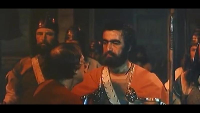 Велизарий решает судьбу Юстиниана