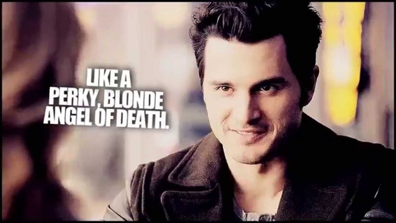 ● THE BEST OF ENZO The Vampire Diaries HUMOR