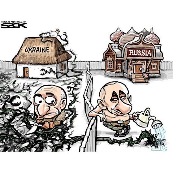 Что бы Путин ни заявлял, нам все равно нужно заботиться о безопасности. Расслабляться нельзя, - Арьев - Цензор.НЕТ 5006