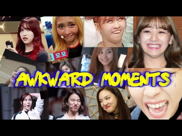 Twice vs. Awkward Moments Part 1