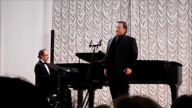 Поёт Василий Герелло. I te vurria vasa