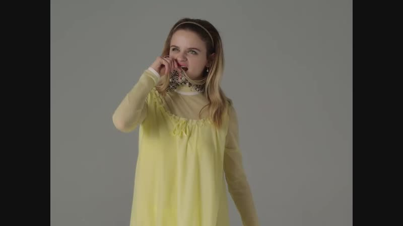Just Joey King Being So High Fashion - LOFFICIEL
