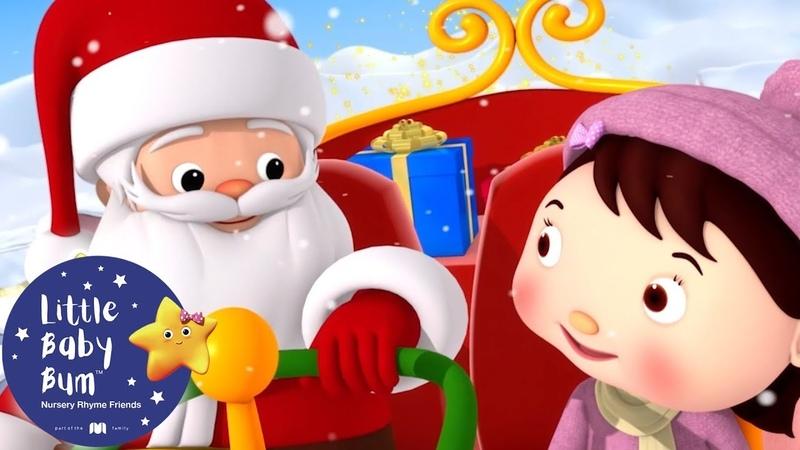 Christmas Songs for Kids | Christmas is Magic | Christmas Carols | Little Baby Bum | Kids Cartoons