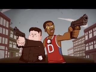 The Adventures of Kim Jong Un and Dennis Rodman