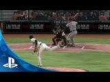 MLB 14 The Show - Дебютный трейлер версии для PS4: