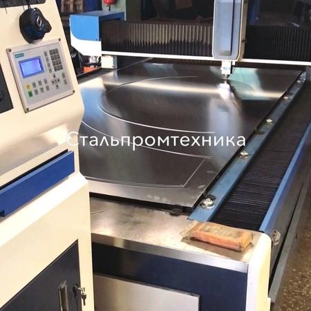 лазернаярезка алюминия толщиной 2мм. Стальпромтехника предлагает услуги лазерной резки различных металлов толщиной до 16мм. ☎️