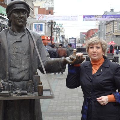 Наталья Якимова, 17 марта 1969, Екатеринбург, id210081527