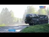 В Новосибирской области завершились учения ракетных войск стратегического назначения