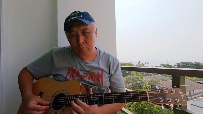 Гимн Бурятии на одной гитарной струне