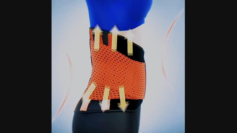 Xtreme Power Belt сіздің мүсініңізді сұлу етеді