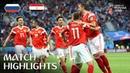 Russia v Egypt - 2018 FIFA World Cup Russia™ - Match 17