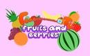 Glenn Doman Cards. Fruits and berries. Карточки домана. Фрукты и ягоды