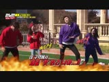 IDOL was played as BGM on Running Man Running Man cast danced to Fire BTS @BTS_twt