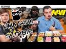 Доставка Ninja sushi нинзя суши Суши от топ игрока CS GO Теперь и в Москве