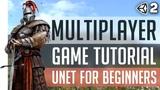 Unity 2018 Multiplayer Tutorial #2 - Player Movement (BEGINNER-FRIENDLY!)