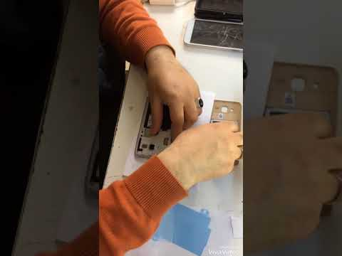 Zamena LCD J500