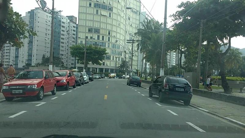 Um pouquinho da cidade onde eu moro, Litoral Paulista-Brasil